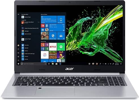 Acer Aspire 5 - cheap laptop for writing