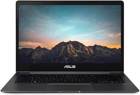 ASUS ZenBook 13 - best laptop for writers