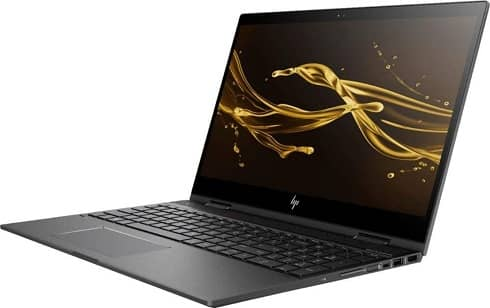 HP Envy x360 - best convertible laptop for writers