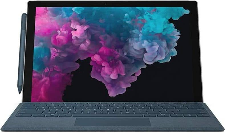 MS surface pro 6 for realtors