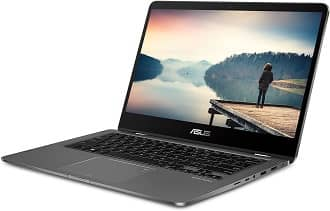 Asus ZenBook UX461UN convertible laptop for hackintosh