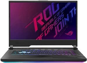 ASUS ROG Strix G15 - 240Hz IPS panel for Fusion 360 working