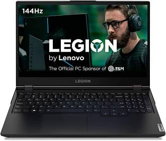 Lenovo Legion 5 - gaming laptop for revit